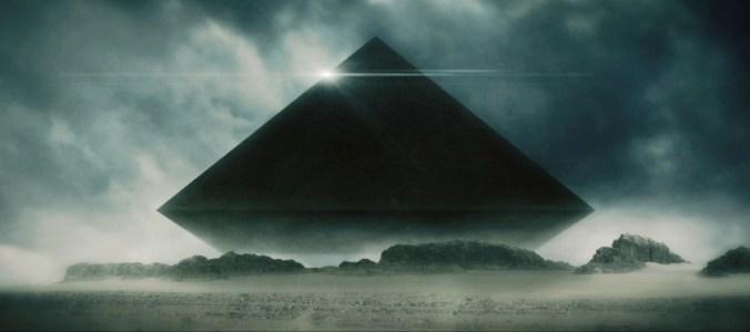 Void pyramid